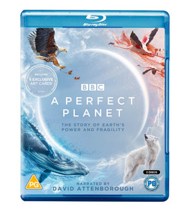 A Perfect Planet (Normal) [Blu-ray]