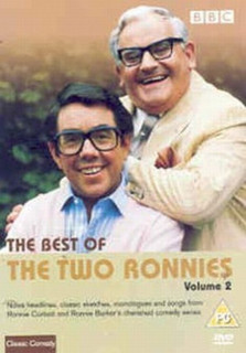 The Two Ronnies: Best of - Volume 2 (1987) (Normal) [DVD] [DVD / Normal]