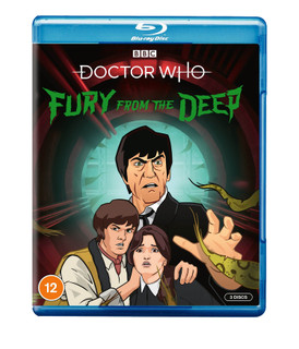 Doctor Who: Fury from the Deep (Normal) [Blu-ray] [Blu-ray / Normal]