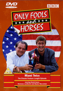 Only Fools and Horses: Miami Twice (1991) (Normal) [DVD]