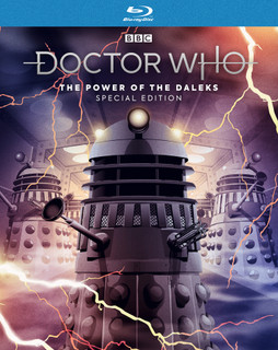 Doctor Who: The Power of the Daleks (2016) (Special Edition Box Set) [Blu-ray] [Blu-ray / Special Edition Box Set]