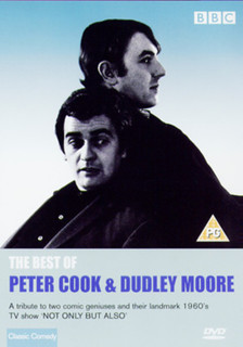 The Best of Peter Cook and Dudley Moore (Normal) [DVD] [DVD / Normal]