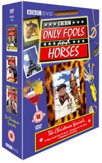 Only Fools and Horses: The Christmas Specials (2003) (Box Set) [DVD]