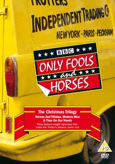 Only Fools and Horses: The Christmas Trilogy (1996) (Box Set) [DVD]
