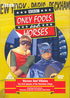 Only Fools and Horses: Heroes and Villains (Normal) [DVD]