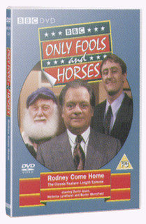 Only Fools and Horses: Rodney Come Home (Normal) [DVD]