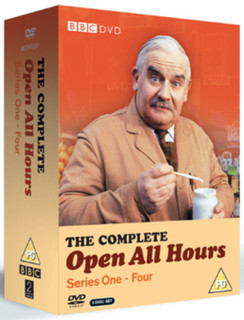 Open All Hours: The Complete Series 1-4 (Box Set) [DVD]