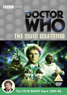 Doctor Who: The Twin Dilemma (1984) (Normal) [DVD] [DVD / Normal]