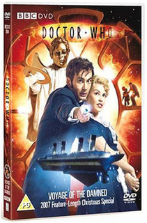 Doctor Who - The New Series: The Voyage of the Damned (Normal) [DVD]