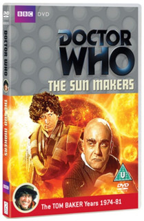 Doctor Who: The Sun Makers (1977) (Normal) [DVD]