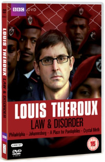 Louis Theroux: Law and Disorder (2009) (Normal) [DVD]