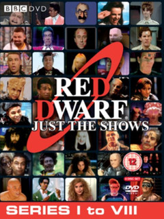 Red Dwarf: Just the Shows - Volumes 1 and 2 Collection (1998) (Box Set) [DVD] [DVD / Box Set]