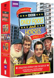 Only Fools and Horses: Complete Series 1-7 (1991) (Box Set) [DVD]