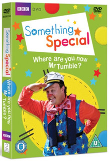 Something Special: Where Are You Now Mr.Tumble? (Normal) [DVD]