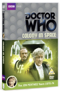 Doctor Who: Colony in Space (1971) (Normal) [DVD] [DVD / Normal]