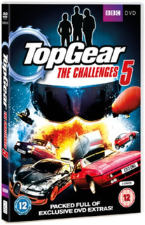 Top Gear - The Challenges: Volume 5 (2011) (Normal) [DVD] [DVD / Normal]
