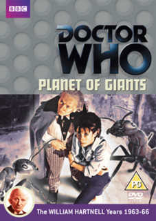 Doctor Who: Planet of Giants (1964) (Normal) [DVD] [DVD / Normal]