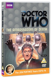 Doctor Who: The Ambassadors of Death (1970) (Remastered) [DVD] [DVD / Remastered]
