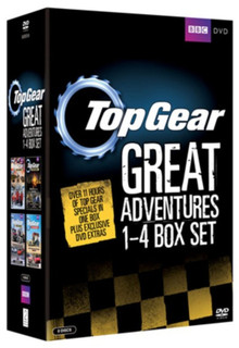 Top Gear - The Great Adventures: 1-4 (Box Set) [DVD]