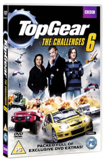 Top Gear - The Challenges: Volume 6 (2012) (Normal) [DVD] [DVD / Normal]
