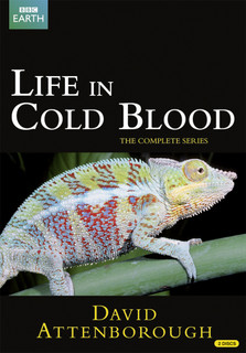 David Attenborough: Life in Cold Blood - The Complete Series (2007) (Normal) [DVD]