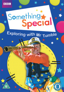 Something Special: Exploring With Mr.Tumble (Normal) [DVD]