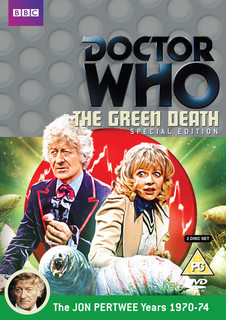 Doctor Who: The Green Death (1973) (Normal) [DVD] [DVD / Normal]