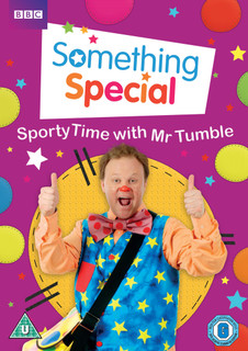 Something Special: Sporty Time With Mr.Tumble (Normal) [DVD]
