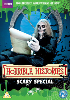 Horrible Histories: Scary Halloween Special (2013) (Normal) [DVD]