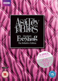 Absolutely Fabulous: Absolutely Everything (Definitive Edition) [DVD]