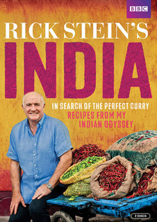 Rick Stein's India (2013) (Normal) [DVD]