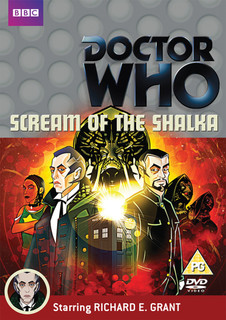 Doctor Who: Scream of the Shalka (2003) (Normal) [DVD] [DVD / Normal]