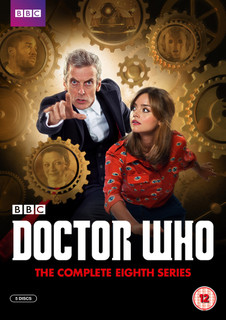 Doctor Who: The Complete Eighth Series (2014) (Normal) [DVD] [DVD / Normal]