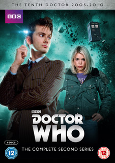 Doctor Who: The Complete Second Series (2006) (Box Set) [DVD] [DVD / Box Set]