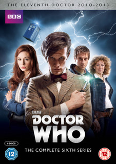 Doctor Who: The Complete Sixth Series (2011) (Box Set) [DVD] [DVD / Box Set]