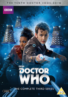 Doctor Who: The Complete Third Series (2007) (Box Set) [DVD] [DVD / Box Set]