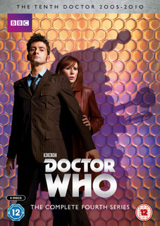 Doctor Who: The Complete Fourth Series (2008) (Normal) [DVD] [DVD / Normal]