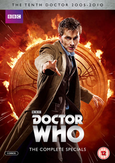 Doctor Who: The Complete Specials Collection (Box Set) [DVD]