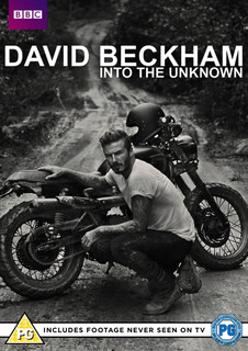 David Beckham Into the Unknown (2014) (Normal) [DVD]