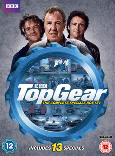Top Gear: The Complete Specials (Box Set) [DVD]