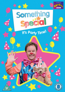 Something Special: It's Party Time (Normal) [DVD]