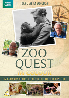 Zoo Quest in Colour (2016) (Normal) [DVD] [DVD / Normal]