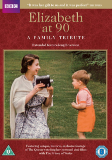 Elizabeth at 90 - A Family Tribute (2016) (Normal) [DVD] [DVD / Normal]