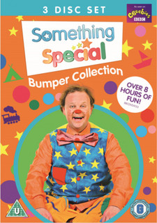 Something Special: Mr Tumble Bumper Collection (Normal) [DVD]