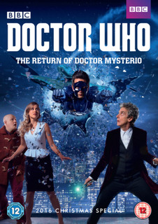 Doctor Who: The Return of Doctor Mysterio (Normal) [DVD]