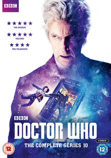 Doctor Who: The Complete Series 10 (2017) (Box Set) [DVD] [DVD / Box Set]