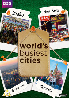 World's Busiest Cities (Normal) [DVD]