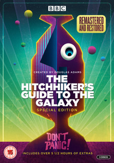 The Hitchhiker's Guide to the Galaxy: The Complete Series (1981) (Special Edition Box Set) [DVD] [DVD / Special Edition Box Set]