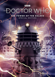 Doctor Who: The Power of the Daleks (2016) (Special Edition Box Set) [DVD] [DVD / Special Edition Box Set]