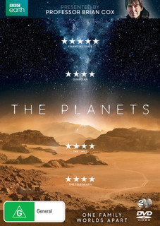 The Planets (2019) (Normal) [DVD] [DVD / Normal]
